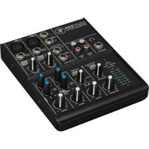 small audio mixer