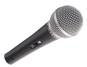 wired mic