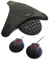 Polycom Conference Phone - Houston AV Rental