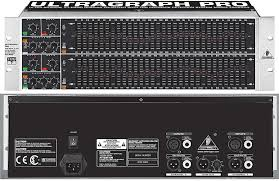 31 Band Equalizer Rental - Houston AV Rental
