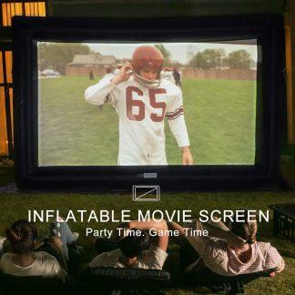 Inflatable Outdoor Screen Rental